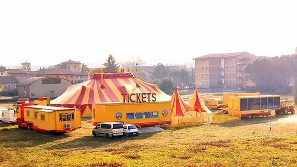 L'appello del circo: «Donateci carburante»