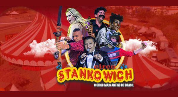 CIRCO STANKOWICH – IL CIRCO ENTRA IN CASA