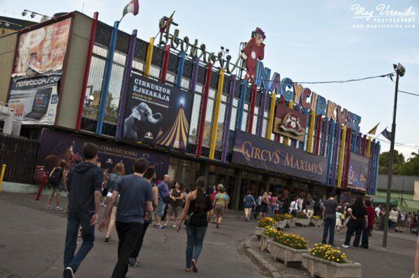 Festival del Circo di Budapest