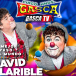 CIRCO HERMANOS GASCA LIVE CON DAVID LARIBLE - IL CIRCO ENTRA IN CASA