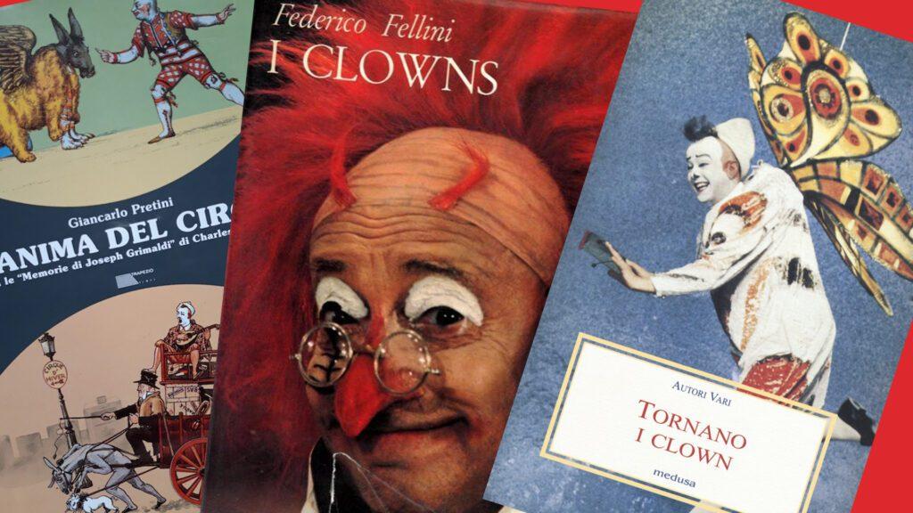 PAGINE DI CIRCO: Antologie sul Clown