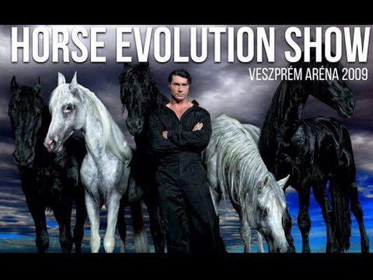 HORSE EVOLUTION SHOW FLORIAN RICHTER – IL CIRCO ENTRA IN CASA