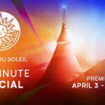 CIRQUE DU SOLEIL 60 MIN. SPECIAL – IL CIRCO ENTRA IN CASA