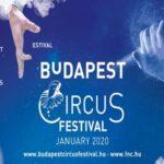 13° BUDAPEST CIRCUS FESTIVAL - IL CIRCO ENTRA IN CASA