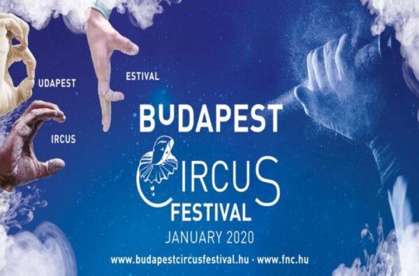 13° BUDAPEST CIRCUS FESTIVAL – IL CIRCO ENTRA IN CASA