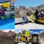 Circhi in Sicilia: continua con entusiasmo l'attività di sostegno avviata da Coldiretti