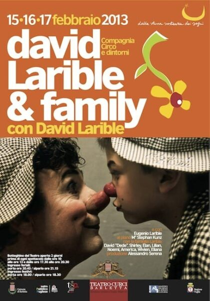 """DAVID LARIBLE & FAMILY"": Il Video integrale dello show"