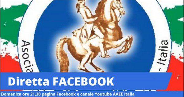 """Domenica 31/05/20 Tamara Bizzarro di AAEE Italia presenta la seconda puntata di """"ARTE  E SPETTACOLO"""""""