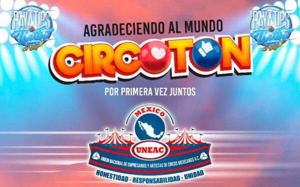 CIRCOTON – IL CIRCO ENTRA IN CASA
