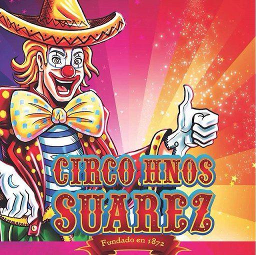 CIRCO HERMANOS SUAREZ – IL CIRCO ENTRA IN CASA