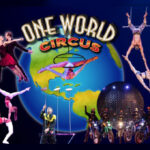 ONE WORLD CIRCUS - IL CIRCO ENTRA IN CASA
