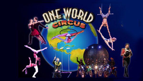 ONE WORLD CIRCUS – IL CIRCO ENTRA IN CASA