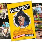 LA BIOGRAFIA DI CHARLIE CAIROLI, IL CLOWN DEL BLACKPOOL TOWER CIRCUS