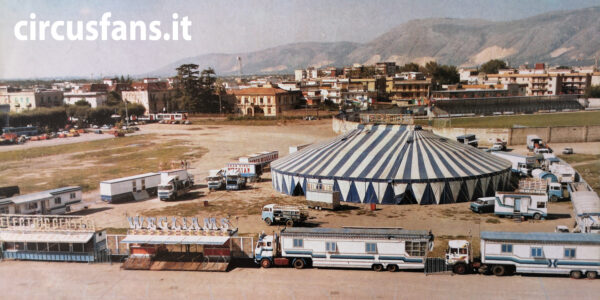 Circus Wegliams