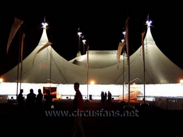 Cirque du Soleil Saltimbanco