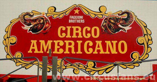 Circo Americano Faggioni