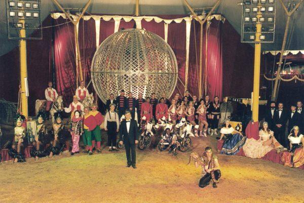 7/1/2000: 1° FESTIVAL DEL CIRCO DI LATINA: Programma