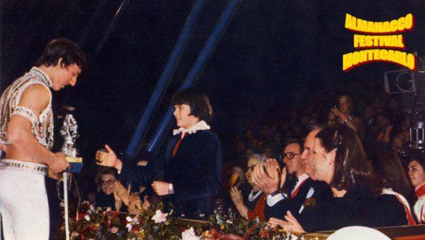 ALMANACCO DEL FESTIVAL DI MONTECARLO – 3° EDIZIONE 1976