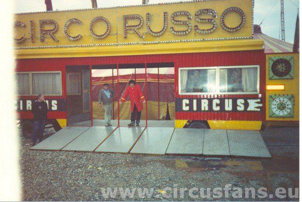 Circo Russo Nimes