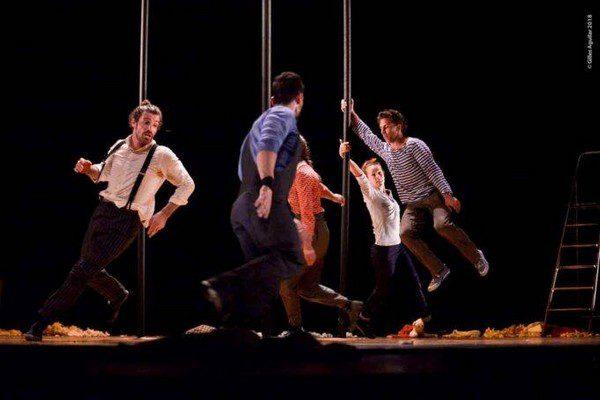 Cirque entre nous