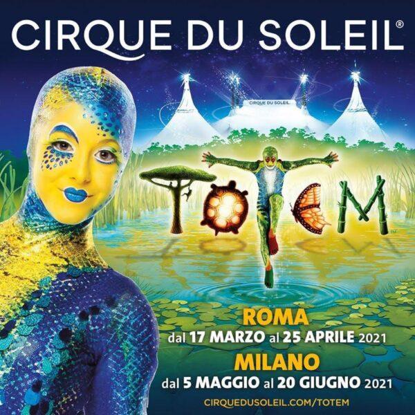Cirque du Soleil - Totem 2021