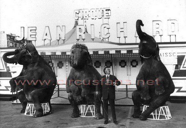 Cirque Jean Richard Archivi - Circusfans Italia