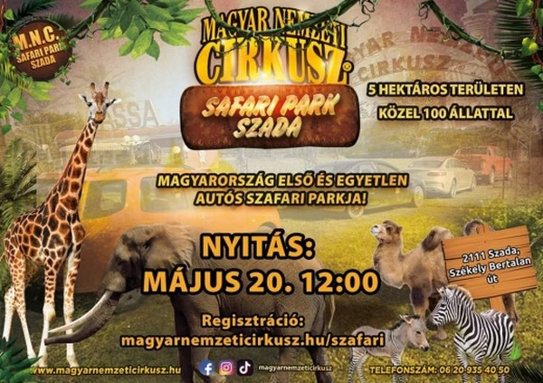 Safari Park Szada
