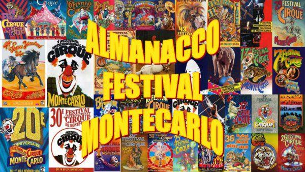 ALMANACCO DEL FESTIVAL DI MONTECARLO – 2° EDIZIONE 1975