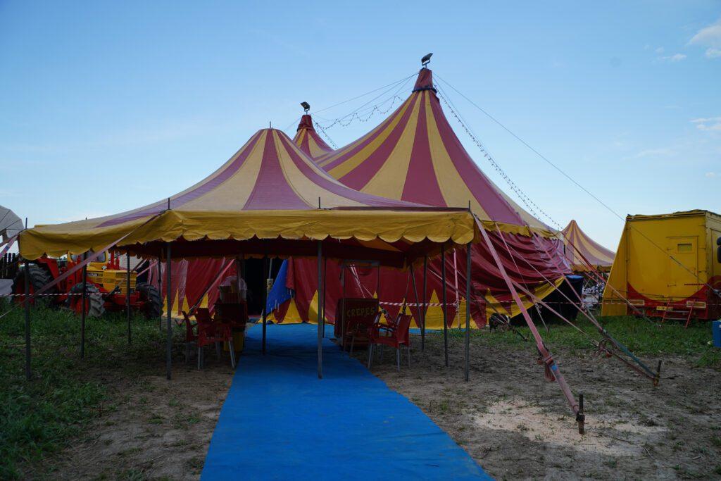 Ritorna la magia del circo