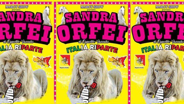 Circo Sandra Orfei a Caltanisetta