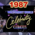 WALT DISNEY WORLD CELEBRITY CIRCUS 1987 - IL CIRCO ENTRA IN CASA