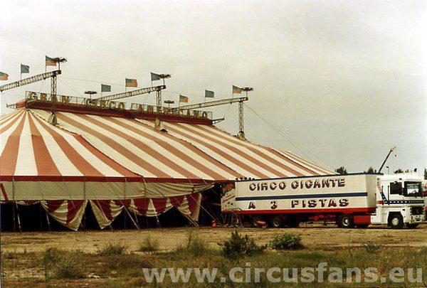 Circo Americano Faggioni 2004
