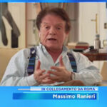 """MASSIMO RANIERI SU RAI UNO: """"Il Circo è un mondo fantastico"""""""
