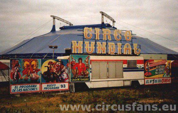 Gran Circo Mundial