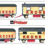 MODELLISMO CIRCENSE: Preiser und Faller