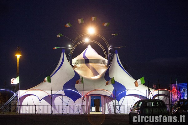 Millenium Circus a Legnano