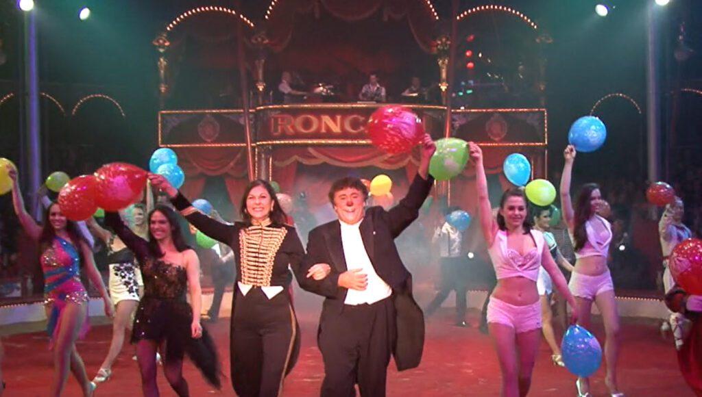 """CINETECA GUIDERI: """"L'ultimo spettacolo di David Larible al Circo Roncalli"""""""