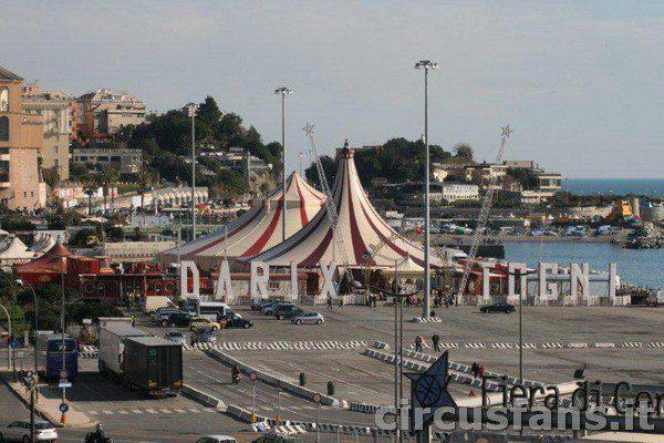 """CINETECA GUIDERI: """"Darix Togni, un Circo a tutto tondo"""" (Genova, 2013)"""