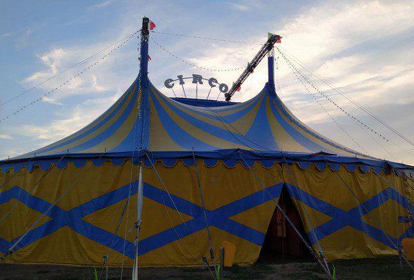 circo Città di Roma a Saronno