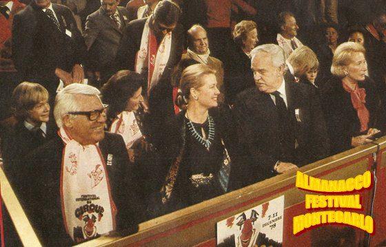 ALMANACCO DEL FESTIVAL DI MONTECARLO – 5° EDIZIONE 1978