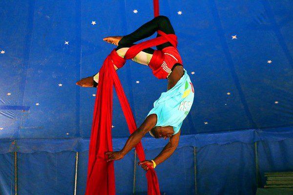 Circo Dakar