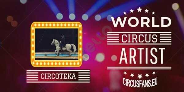 FREDY KNIE SR. – CIRCUS WORLD ARTIST