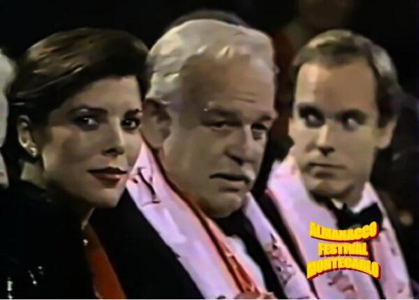 ALMANACCO DEL FESTIVAL DI MONTECARLO – 11° EDIZIONE 1985