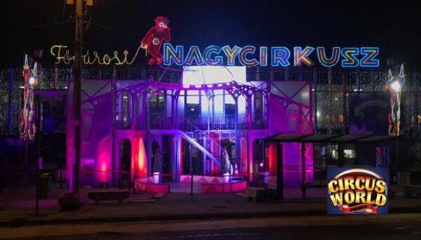 FOVAROSI NAGYCIRKUSZ – CIRCUS WORLD AFTER COVID19