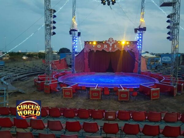 CIRCO AMEDEO ORFEI – CIRCUS WORLD AFTER COVID19