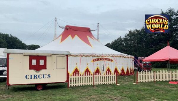 MAGICAL WORLD OF CIRCUS (NL) – CIRCUS WORLD AFTER COVID19