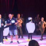 Il circo Madagascar Maya Orfei riparte con la grande festa dedicata alla Protezione Civile