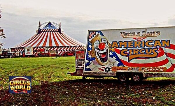 UNCLE SAM'S AMERICAN CIRCUS (GB) – CIRCUS WORLD AFTER COVID19