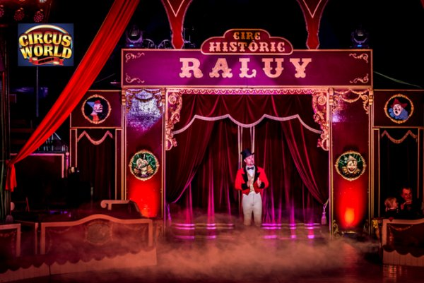 CIRC HISTORIC RALUY (SP) – CIRCUS WORLD AFTER COVID19