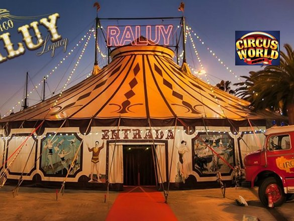 CIRCO RALUY LEGACY (SP) – CIRCUS WORLD AFTER COVID19